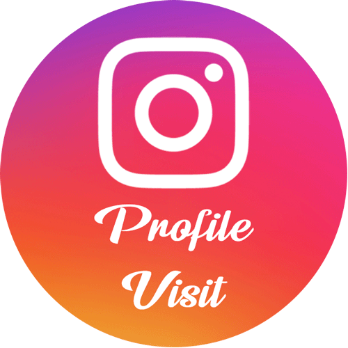 instagram profile visits