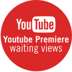 youtube premiere waiting views