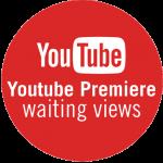 youtube premiere waiting views