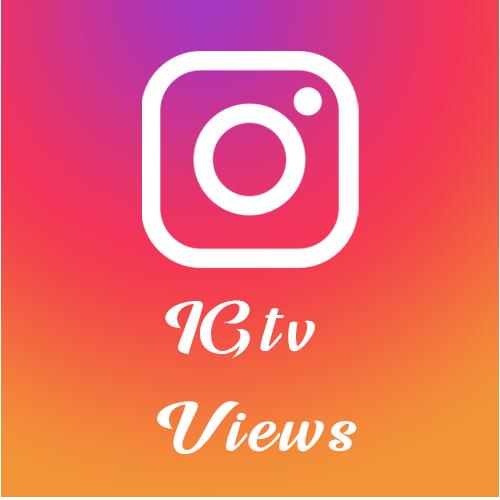 IGTV view
